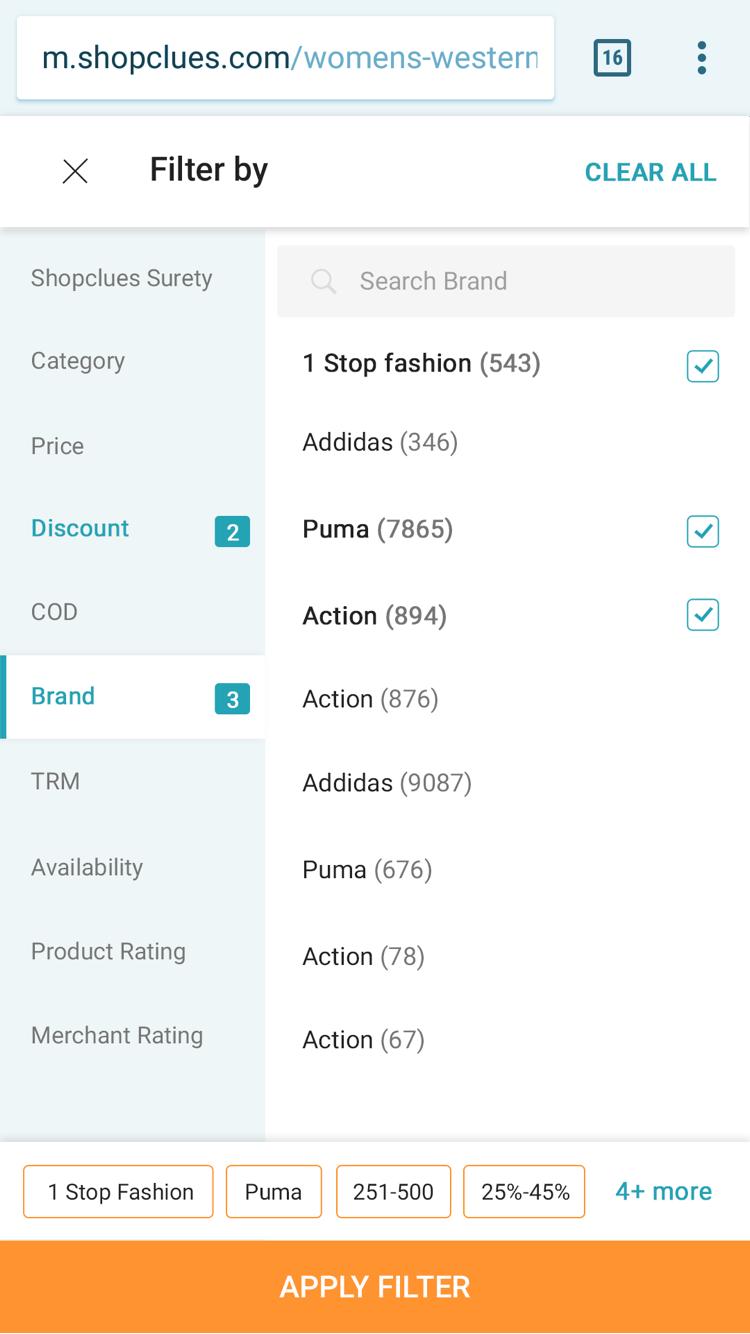 Shopclues app1